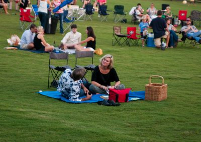 Community parks for family picnics and gatherings